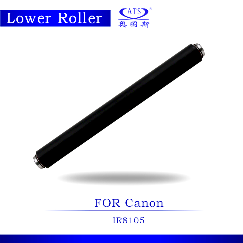1PCS Photocopy Machine Lower Pressure Fuser Roller For Canon IR 8105 Copier Parts IR8105