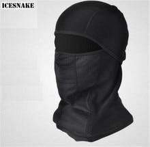 ICESNAKE Motorcycle Bike Windproof Winter Warmer Fleece Cycling Skiing Full Face Shield Scarf Mask Headwear Snowboard