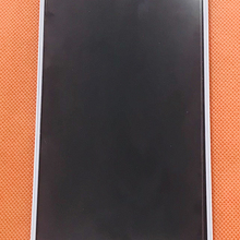 Used Original Front LCD Display +Digitizer Touch Screen+Fram