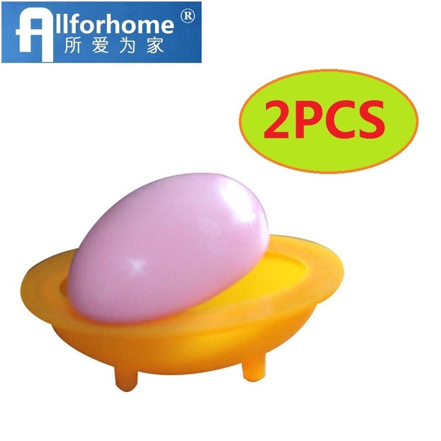 2PCS Ellipse Oval Flexible Silicone Soap Molds Hand made Soap Mould Soap DIY mold Craft DIY Moulds Silicone Soap Making Mold