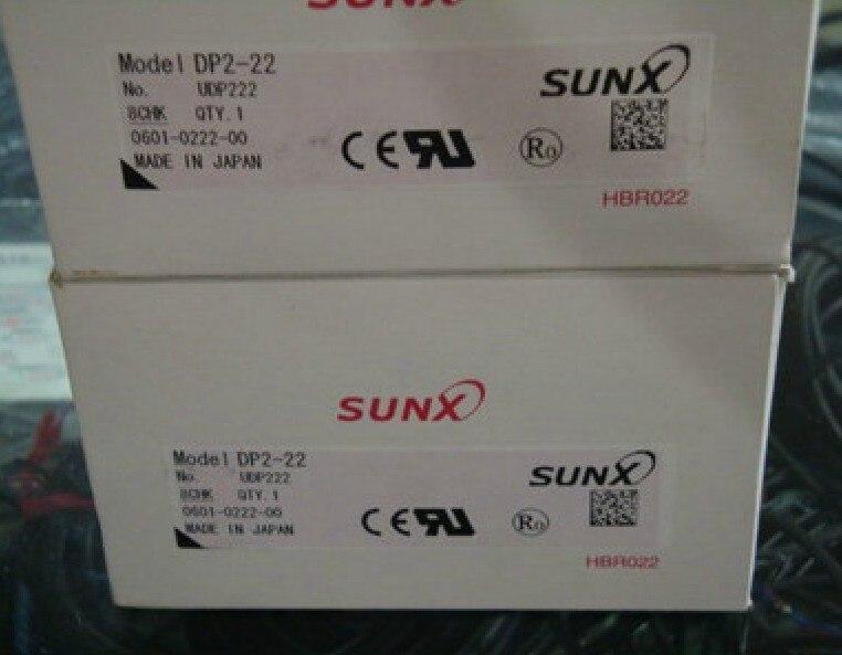 GD-10 Sunx metal sheet double feed sensor head gd10 NOB