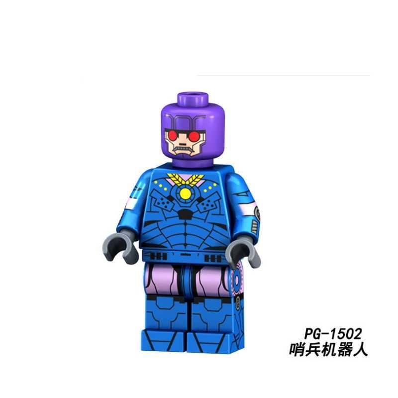 Única Venda Building Blocks PG8121 Thanos hulk Batman Deadpool Dick Grayson Infinito WarSuperHero Tijolos Dolls Kids Brinquedos DIY