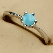 Buy larimar rings and get free shipping on AliExpresscom