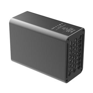 Image 2 - ISDT FD 200 200W 25A 지원 2 8S Lipo 배터리 무선 APP 제어 방전기 RC 드론 예비 부품 RC 작은 선물 현재 장난감