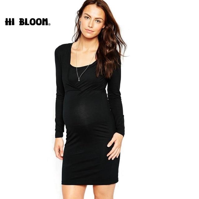 b20cf2292397 L allattamento al seno Maternità Abiti del Vestito di Cura Per Le Donne  Incinte Gravidanza