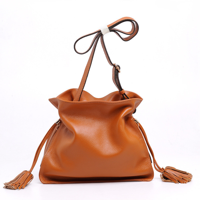 2018 New Genuine Leather Women Bags Crossbody Bags High Quality Fashion Female Shoulder Bags Women Handbags Messenger Bags HB28