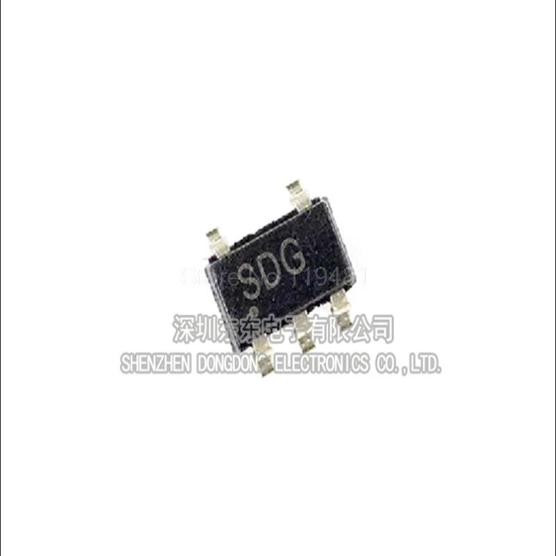 20PCS SMD SPX3819M5-L-3-3 TR Low Noise LDO 500mA 3.3V regulator