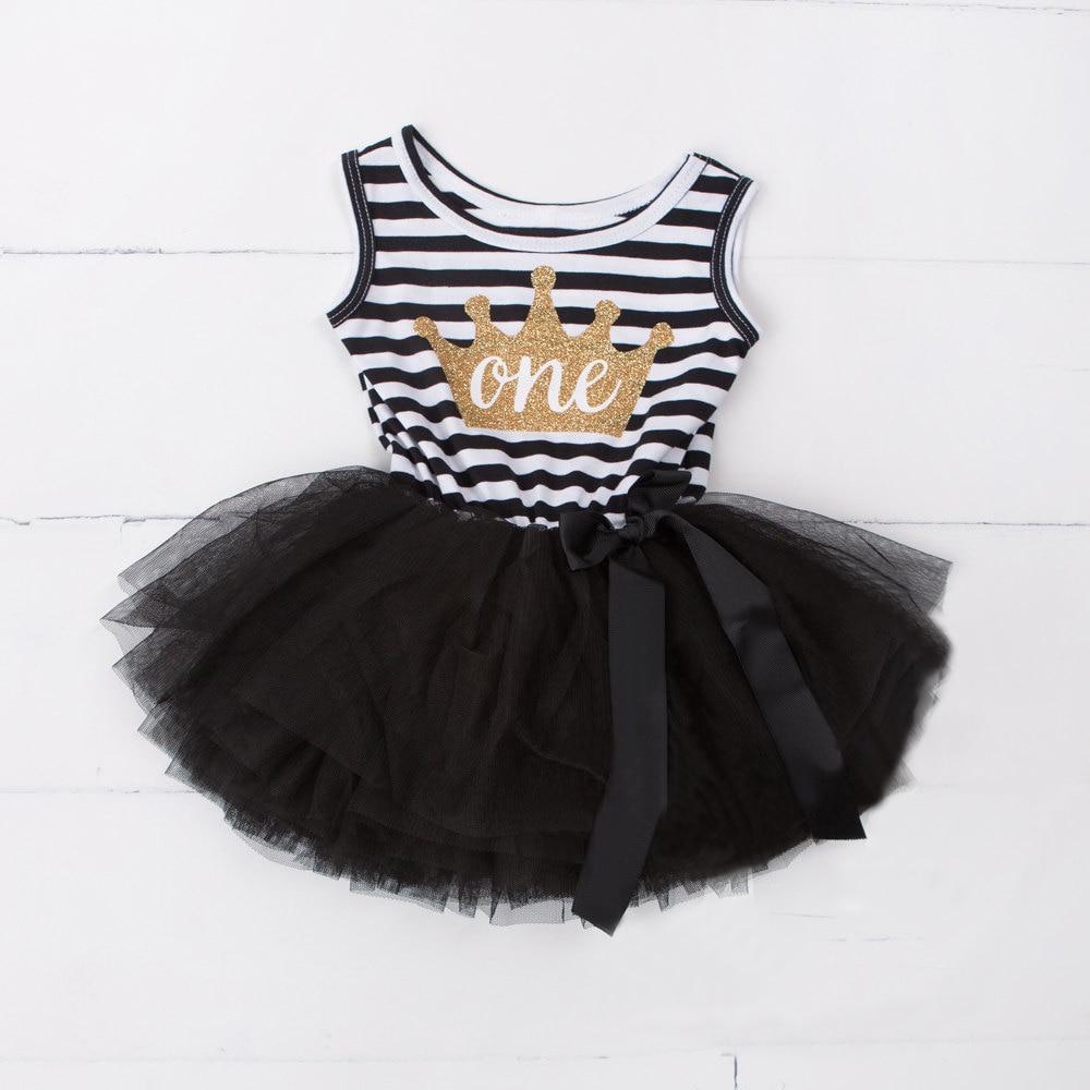 Mädchen 1 2 Jahre Geburtstag Kleid Kleinkindmädchen Kleidung ...