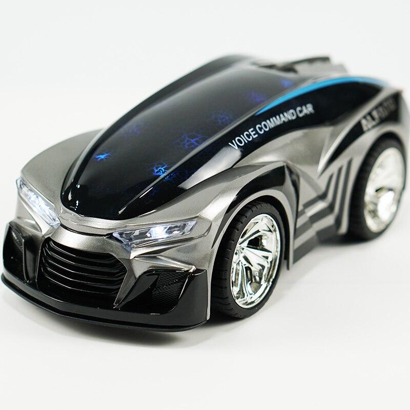 Kid Speelgoed Voice Afstandsbediening Auto met Smart Horloge DIY Modus Voice Activated rc Auto Horloge Drift Auto Elektrische-in RC Auto´s van Speelgoed & Hobbies op  Groep 1