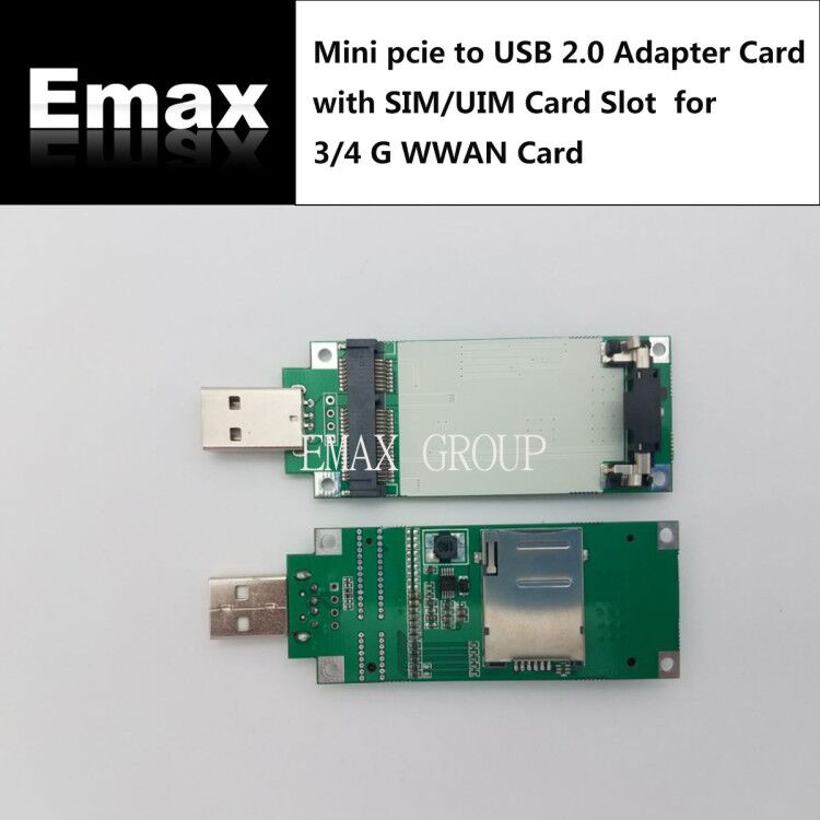 6 PIN GSM 3G SIM Card Sockets Slot for SIM908 SIM900 Module