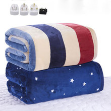 110 220V Thicker Single Electric Mattress Thermostat Electric Blanket Security Electric Heating Blanket Warm Electric Blanket
