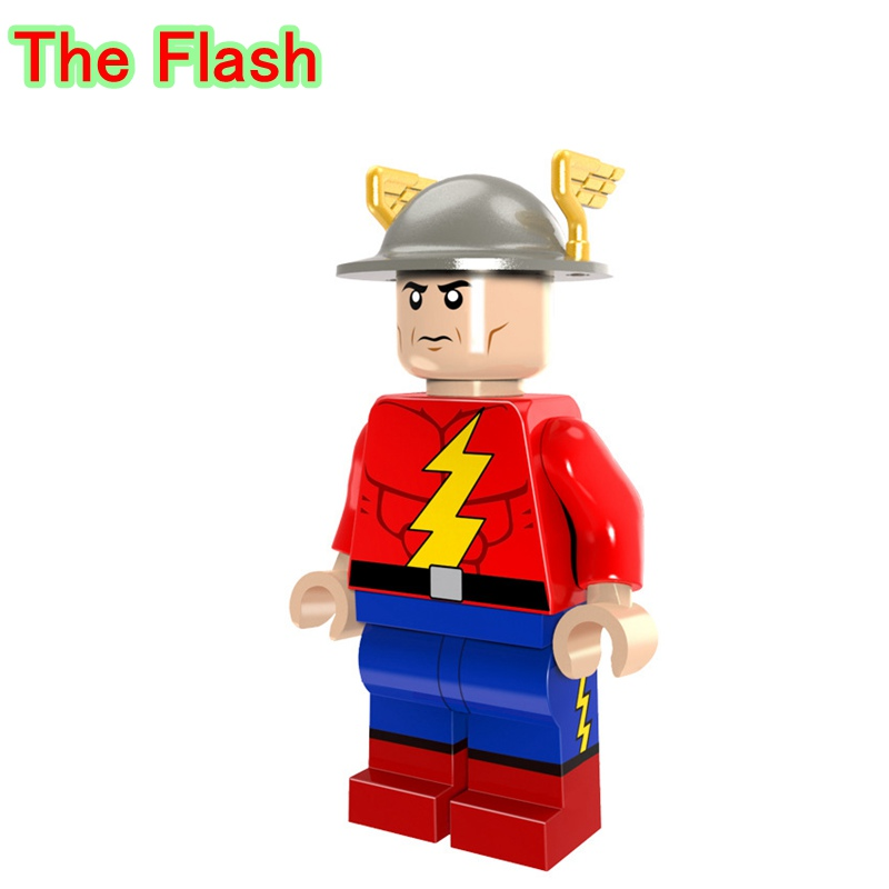 Buy the first generation flash action dolls single legoing dc justice league - Flash le super heros ...