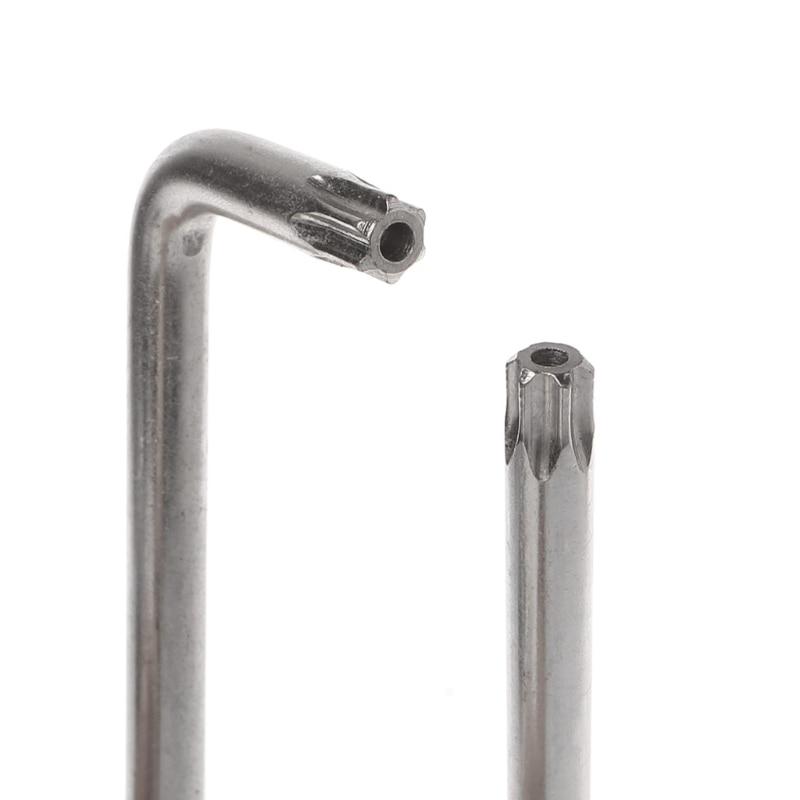 9 Pcs Hex Key Wrench Sets Torx L Shape Repair Tool Screwdriver Tool Set Useful