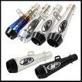 51mm universal motocicleta yoshimura tubo silenciador silenciador m4 caso para caso para yamaha r6 para kawasaki m4 escape honda cbr1000