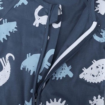 2019 Toddler Newborn Baby Boys Girls Dinosaur Zipper Rompers Cartoon Jumpsuit Outfits Clothes Short Sleeve Baby Rompers 4