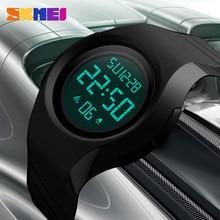 SKMEI Fashion Sports Watches Men Chrono 50M Waterproof Watch Multifunction Digital Wristwatches Male Relogio Masculino