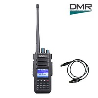 Retevis Ailunce HD1 Dual Band DMR Digital Walkie Talkie DCDM TDMA VHF UHF Ham Radio Hf