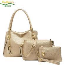 New Genuine Leather Women Messenger Bag 2015 Women Handbag Brand Designs Tote Composite Bag Shoulder Messenger
