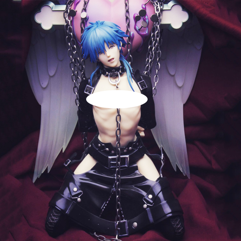 Native 26cm Character's Selection DRAMAtical Murder Seragaki Aoba Sexy Boy Anime PVC Action Figures Toys Anime Figure Toys Gifts