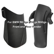 for BMW F800GS Adv F700GS F650GS 2013 2014 2015 2016 2017 Motorcycle Mudguards Fender Front Rear Accessories Splash Guard Hugger