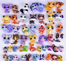 10/Lots of Random LPS Pet Collection Figure Dog Puppy Cat Kitty Animals Child Loose Cute Toys