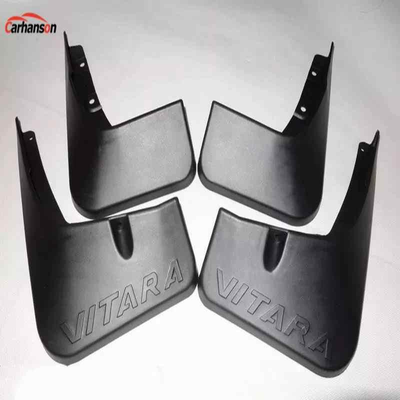 Akcesoria samochodowe dla Suzuki Vitara 2015 2019 Mud Flap Flap Splash Splash Guards Osłona przeciwbłotna Fender Auto Car Styling akcesoria 4 sztuk