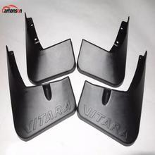 Car Accessories for Suzuki Vitara 2015 2016 Mud Flaps Flap Splash Guards guard Fenders Styling Accessori 4pcs