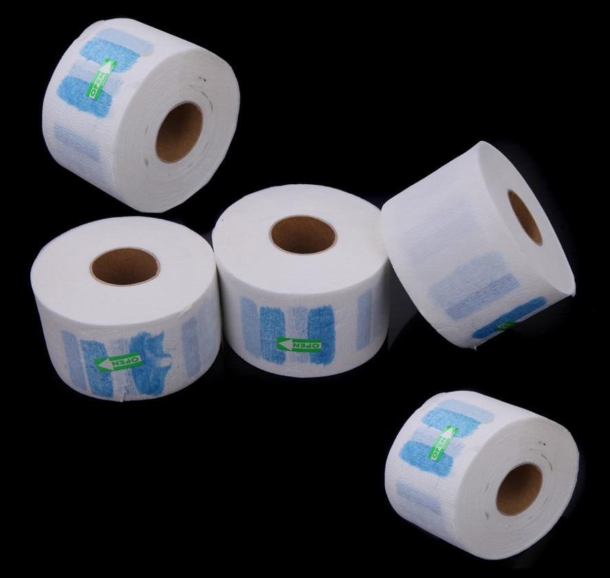 פנויה הצוואר כיסוי נייר מגבת נייר שיער מוצר יש נקודת עצירה Muffler צעיף נייר שיער אביזר צוואר נייר 5pcs
