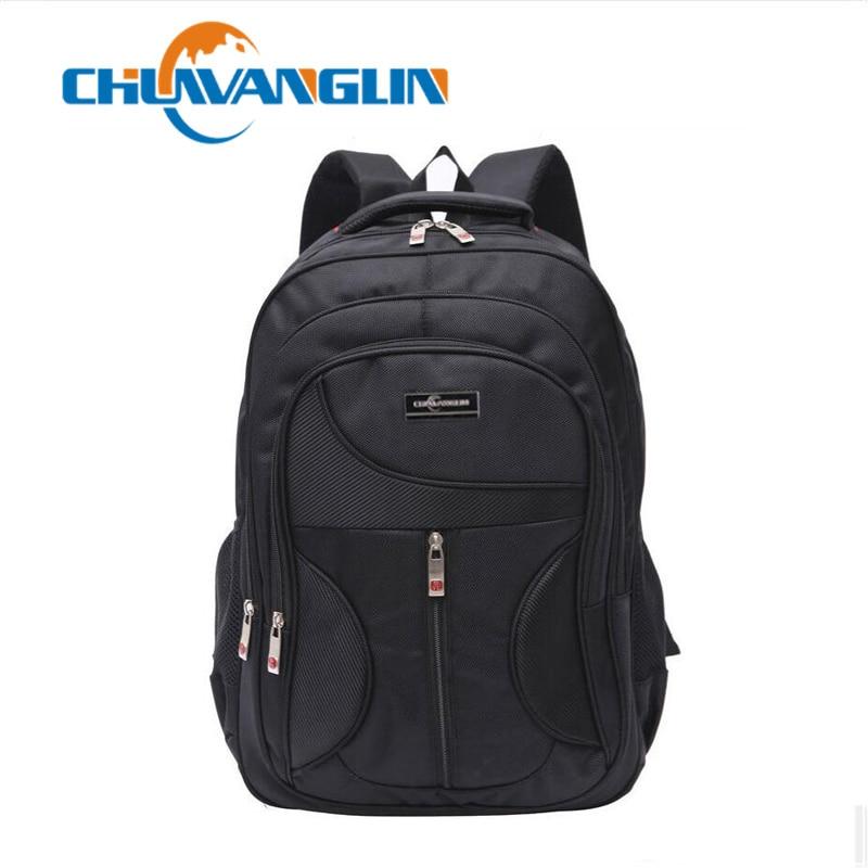 """Men/'s Nylon Laptop Backpack Travel School Pack 15.6/"""" Notebook Bag Waterproof BP"""