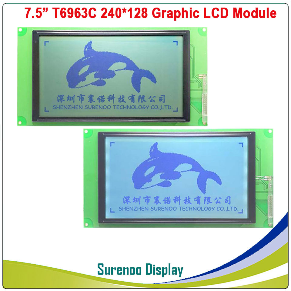 TLX-1301V TLX-1301V-30 TLX-1301V-G6K 240128 240*128 Graphic Matrix LCD Module Display Screen Panel Compatible For TOSHIBA