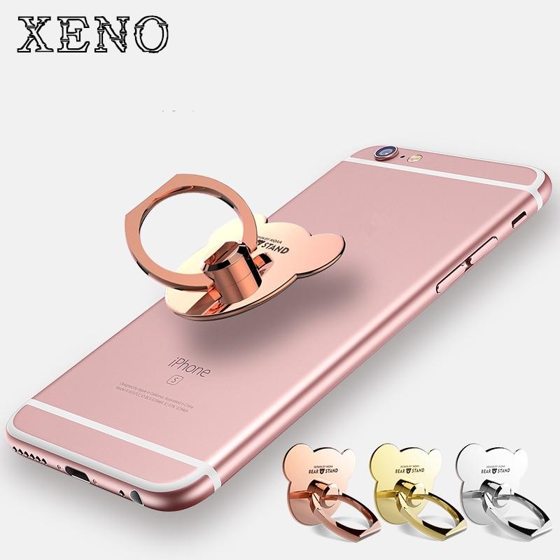 Pemegang magnetik, Mewah 360 Degree magnet cincin jari dudukan - Aksesori dan suku cadang ponsel - Foto 4