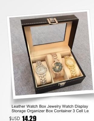 High Quality watch display box