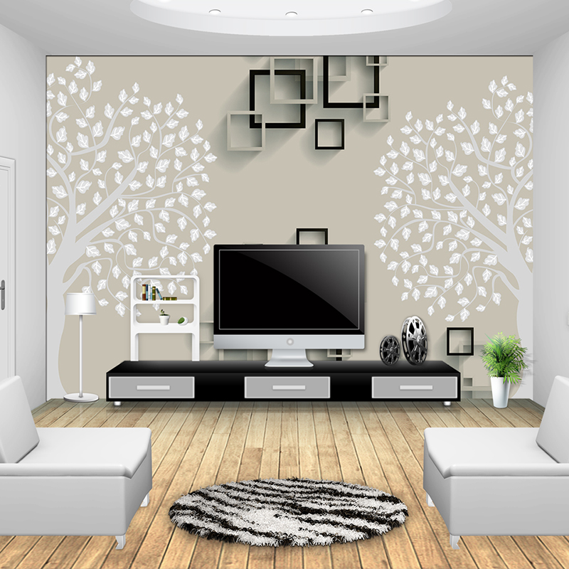 European Simple Luxury Beige Non-woven fabric Wallpaper For Wall 3 D Classic Embossed TV Room Bedroom Wall paper Home Decor wallpaper 3d embossed non woven wallpapers luxury european wall paper mural design living room wallpaper designs home decor