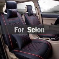 Мода высокого класса один сиденья автомобиля сиденья аксессуары Лето специальная подушка наборы для Scion Fr-S ia Im Iq Tc Xa Xd