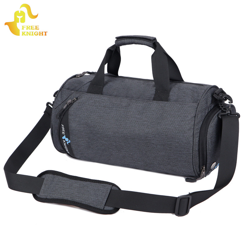 Free Knight Sports Bag For Shoes Women Men Fitness Gym Bag Waterproof Outdoor Multifunction Handbag Training Duffle Bag 4 Colors