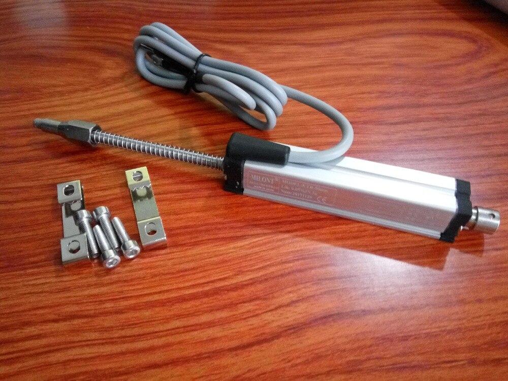 Ktr 25 Ktr25 Ktr 25mm Linear Displacement Transducer Self