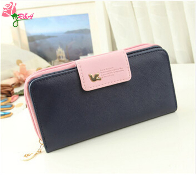 The 2015 Explosion Models High Quality Women Wallet Coin Purse Female Purses Brand Women Clutch Large Capacity Phone Bag,qb-047