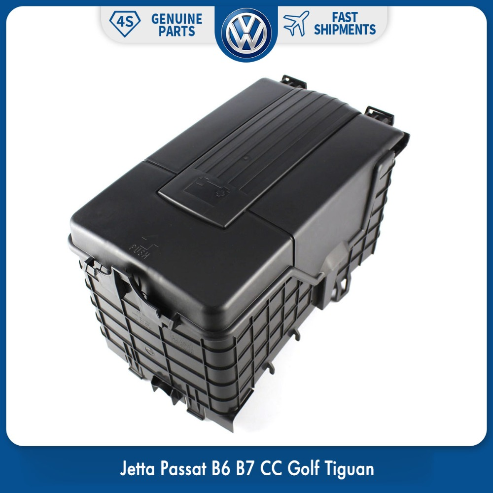 OEM Side VW Battery Tray Trim Cover for VW Volkswagen Jetta Passat B6 B7 CC Golf Tiguan 1KD 915 443 335 336 цена