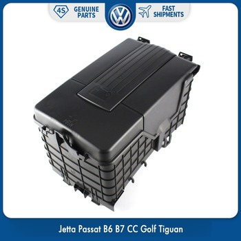 OEM Side VW Battery Tray Trim Cover for VW Volkswagen Jetta Passat B6 B7 CC Golf Tiguan 1KD 915 443 335 336 oem black battery tray mount bracket for vw golf gti jetta mk5 mk6 tiguan eos passat b6 1k0 915 333 h 1k0 915 333 b c d