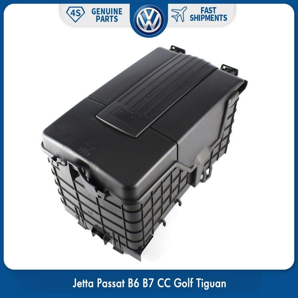OEM VW Lado Bandeja Da Bateria Da Tampa Da Guarnição para VW Volkswagen Jetta Passat B6 B7 1KD CC Tiguan Golf 915 443 335 336