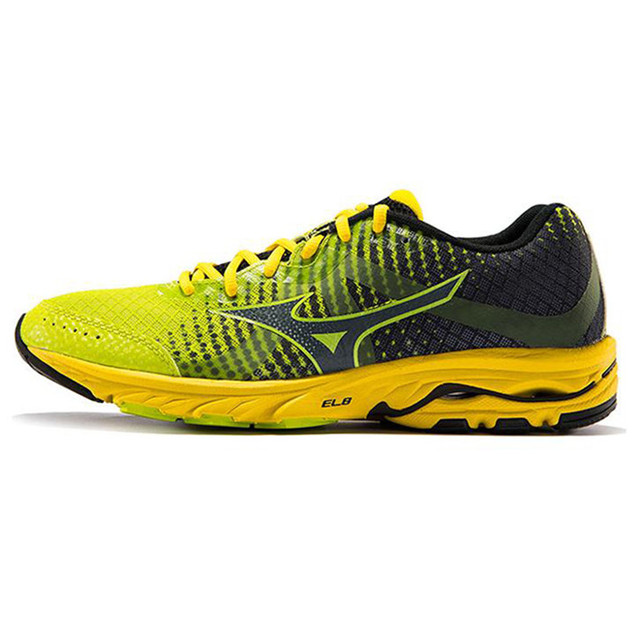 mizuno wave elevation yellow