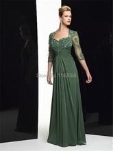 Hot Sale Floor Length Chiffon Evening Pants Mother Bride Dress Custom Made Vestidos De Novia Wedding Mother Dress