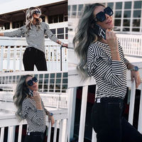 2018-New-Fashion-Women-Casual-T-Shirts-Summer-Ruffle-Style-Long-Sleeve-Outfits-T-Shirts-Women-Clothes-3