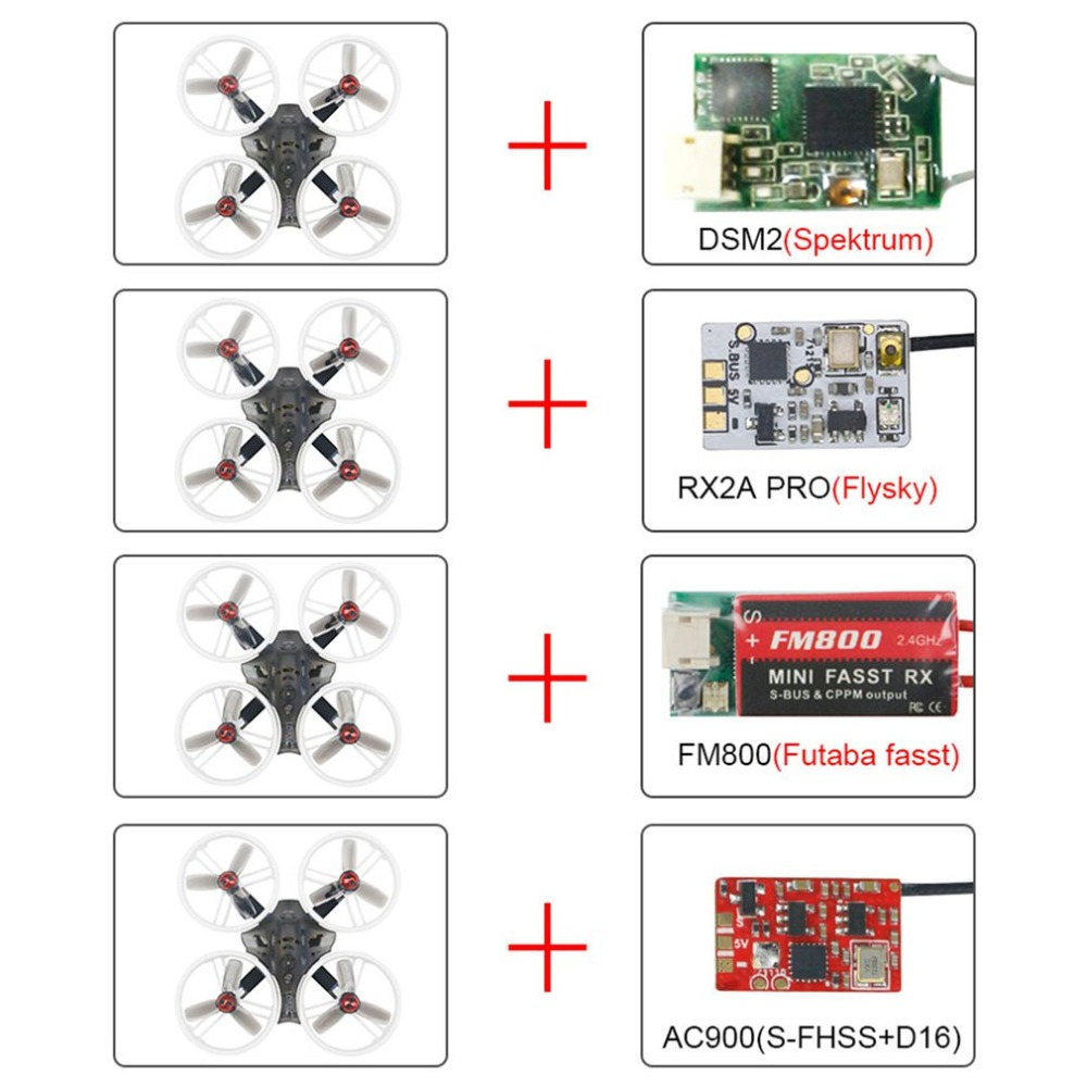 KINGKONG/LDARC ET 5.8G Series ET100 ET115 ET125 Micro FPV Racing Drone 800TVL Camera 16CH 25mW 100mW VTX BNF RC Helicopter все цены