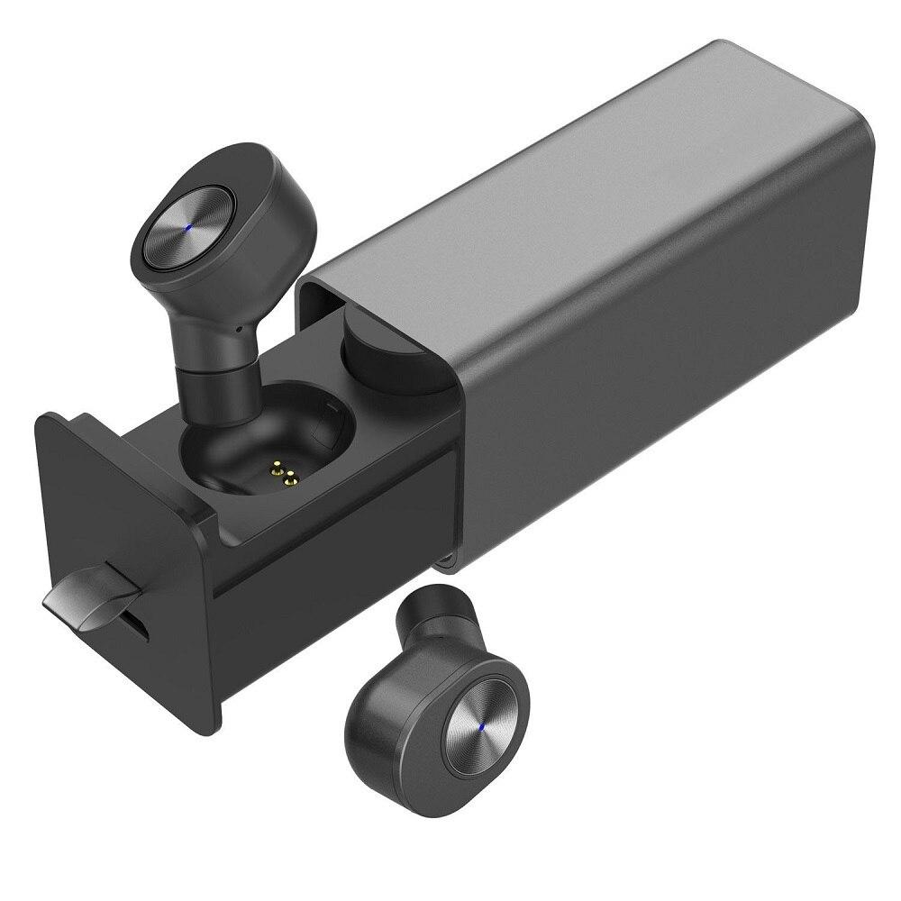 Vero TWS Cuffie Wireless Sport Bluetooth V4.2 Auricolari Migliore Cordless Auricolari con Microfono Piccolo Stereo Sweatproof auricolare