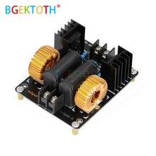 1000W 20A ZVS низковольтный индукционный нагревательный модуль катушка Flyback драйвер нагреватель большой тепловой модуль раковины нагреватель