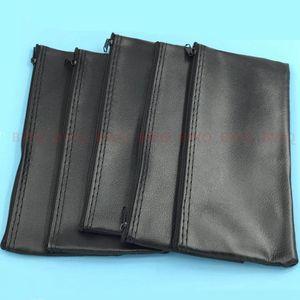 Image 1 - 10pcs Professional ไมโครโฟนผู้ถือซิปสำหรับ Shure ไมโครโฟนกระเป๋าอุปกรณ์เสริมหรือ 23*11 ซม.