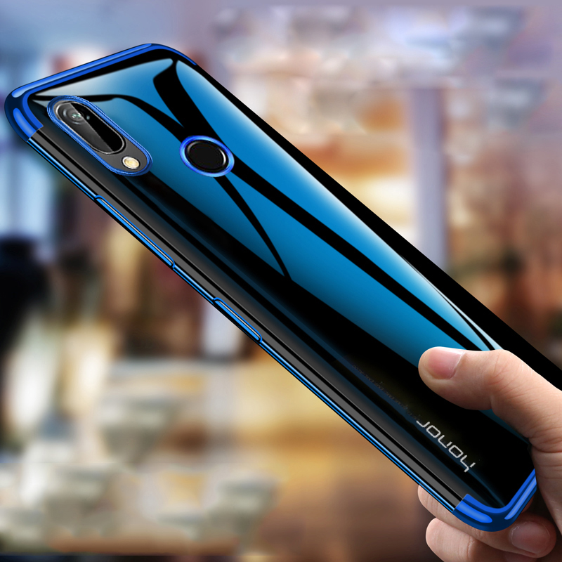 Bumper Case For iPhone 11 Pro Max Case Plating Silicone Cover For Apple iPhone 11 Pro Case Soft TPU Coque For Huawei Honor 8APro