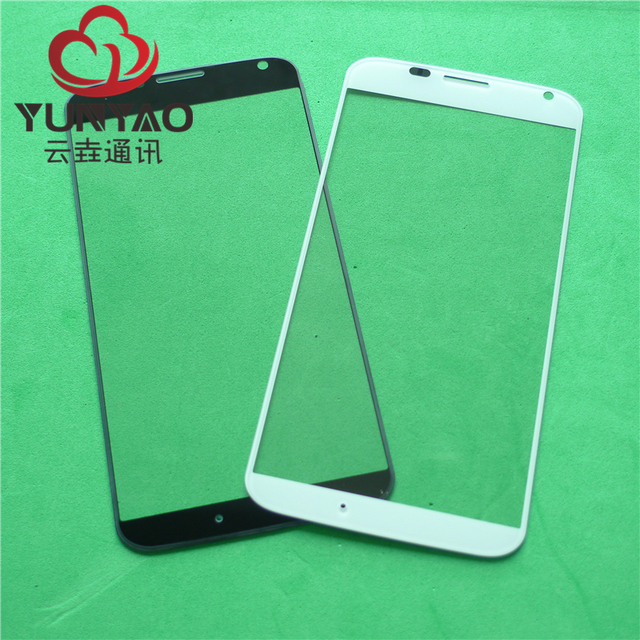 New Replacement LCD Front Touch Screen Glass Outer Lens For Motorola Moto x XT1060 1052 1053 1058 1056 1055 Touch Screen
