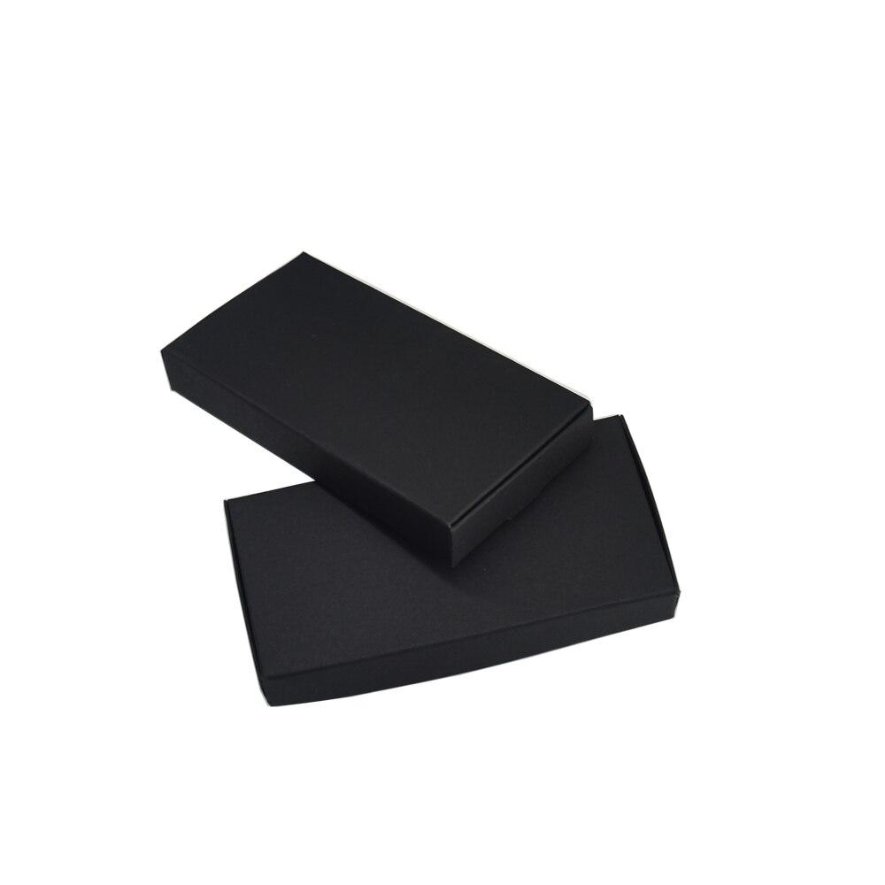 13.3*6.8*1.8cm 50pcs/lot Cheap Kraft gift packaging cardboard paper box, handmade soap kraft craft box,kraft carton box